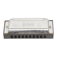 A decent entry-level harmonica for beginners.<br />Well-made with a good tone.<br /><br />