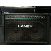 <p>Quality solid-state 100 watt guitar amplifier by Laney.</p><p>Good condition.</p>